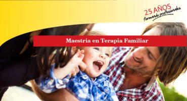 Maestria en Terapia Familiar